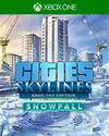 Cities: Skylines - Snowfall for Xbox One