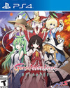 Touhou Genso Wanderer Reloaded for PlayStation 4