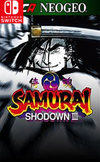 ACA NEOGEO SAMURAI SHODOWN III for Nintendo Switch