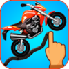 Road Draw 2: Moto Race for Android