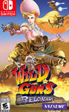 Wild Guns: Reloaded for Nintendo Switch