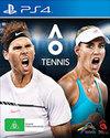 AO International Tennis for PlayStation 4
