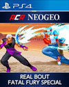 ACA NEOGEO REAL BOUT FATAL FURY SPECIAL for PlayStation 4