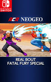ACA NEOGEO REAL BOUT FATAL FURY SPECIAL for Nintendo Switch
