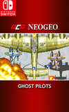 ACA NEOGEO GHOST PILOTS for Nintendo Switch