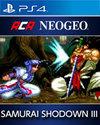 ACA NEOGEO SAMURAI SHODOWN III for PlayStation 4