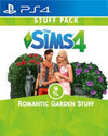The Sims 4 Romantic Garden Stuff for PlayStation 4