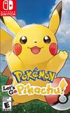 Pokémon: Let's Go, Pikachu! for Nintendo Switch