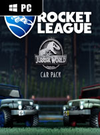 Rocket League: Jurassic World Car Pack for PC