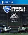 Rocket League: Jurassic World Car Pack