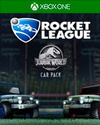 Rocket League: Jurassic World Car Pack for Xbox One