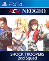 ACA NEOGEO SHOCK TROOPERS 2nd Squad for PlayStation 4