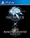 FINAL FANTASY XIV x MONSTER HUNTER: WORLD for PlayStation 4