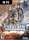 Valkyria Chronicles 4 for PC