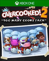 Overcooked! 2 - Too Many Cooks for Xbox One