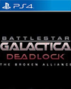 Battlestar Galactica Deadlock: The Broken Alliance for PlayStation 4