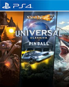 Pinball FX2 VR - Universal Classics Pinball for PlayStation 4