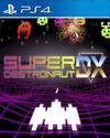 Super Destronaut DX for PlayStation 4