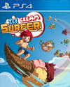 Ice Cream Surfer for PlayStation 4