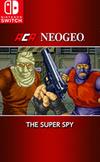 ACA NEOGEO THE SUPER SPY for Switch