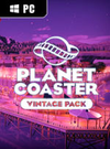 Planet Coaster - Vintage Pack for PC