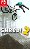 Shred! 2 - Freeride Mountainbiking for Nintendo Switch