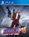 Shaq-Fu: A Legend Reborn - Barack Fu: The Adventures of Dirty Barry for PlayStation 4