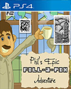 Fill-a-Pix: Phil's Epic Adventure for PlayStation 4
