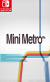 Mini Metro for Nintendo Switch