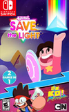 Steven Universe: Save the Light / OK K.O.! Let's Play Heroes 2 Games in 1 for Nintendo Switch