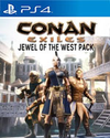 Conan Exiles - Jewel of the West Pack for PlayStation 4