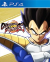 DRAGON BALL FIGHTERZ - Vegeta for PlayStation 4