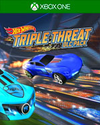 Rocket League: Hot Wheels Triple Threat DLC Pack for Xbox One