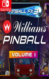Pinball FX3 - Williams Pinball: Volume 1 for Nintendo Switch