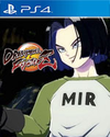 Dragon Ball FighterZ - Android 17 for PlayStation 4