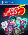 The Jackbox Party Pack 5 for PlayStation 4