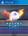 Racket Fury: Table Tennis VR for PlayStation 4