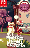 Mineko's Night Market for Nintendo Switch