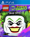 LEGO DC Super-Villains Deluxe Edition for PlayStation 4