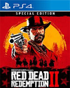 Red Dead Redemption 2:  Special Edition for PlayStation 4