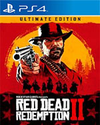 Red Dead Redemption 2:  Ultimate Edition for PlayStation 4