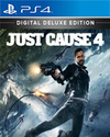 Just Cause 4 - Digital Deluxe Edition for PlayStation 4