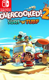 Overcooked! 2 - Surf 'n' Turf for Nintendo Switch
