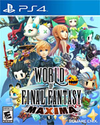 World of Final Fantasy Maxima for PlayStation 4