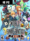 World of Final Fantasy Maxima Upgrade for PC