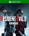 RESIDENT EVIL 2 Deluxe Edition for Xbox One