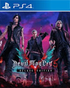 Devil May Cry 5 Deluxe Edition for PlayStation 4