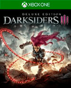 Darksiders III Deluxe Edition for Xbox One