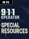 911 Operator - Special Resources for PC