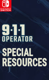 911 Operator - Special Resources for Nintendo Switch